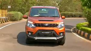 Mahindra NuvoSport - First Drive Review - Video