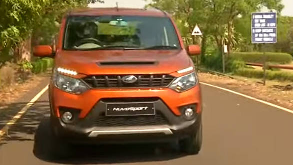 Mahindra NuvoSport - Five Things You Need To Know - Video