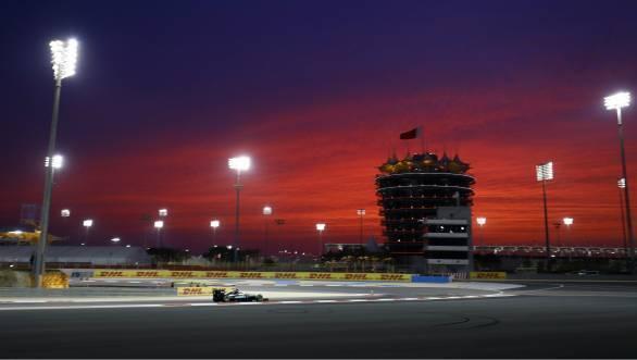 Nico Rosberg 2016 Bahrain GP F1