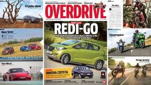 May 2016 issue of OVERDRIVE now on stands