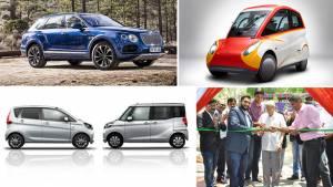 #ODRecap: Bentley Bentayga launched, Mitsubishi issues apology and new DSK-Benelli showroom inaugurated