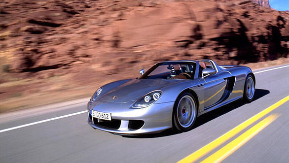 Porsche Carrera GT Paul Walker