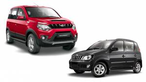 Differences between the Mahindra NuvoSport and Quanto