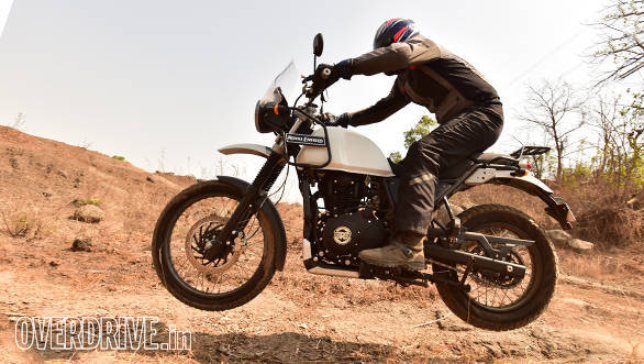 Exclusive: Royal Enfield Himalayan road test review