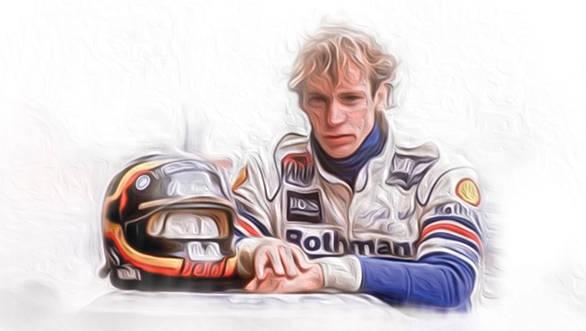 Best remembered as a rising German racing star, is Stefan Bellof