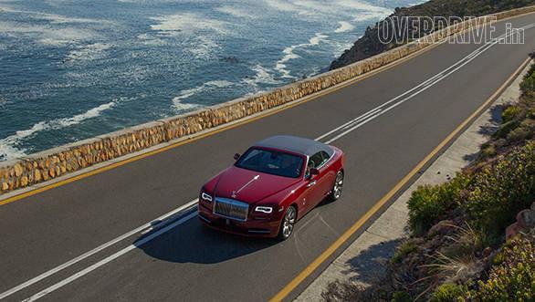 Rolls Royce Dawn (8)