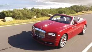 Rolls-Royce Dawn - First Drive Review (India Exclusive) - Video