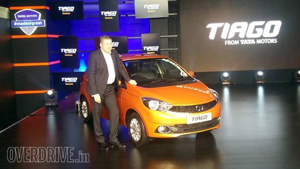 Tata Tiago Launch