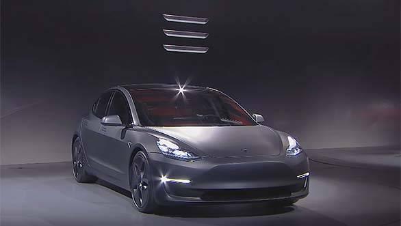 Tesla Model3 Image front