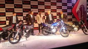Yamaha Saluto RX launched in India at Rs 46,400