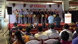 Yamaha India inaugurates new spare parts centre in Tamil Nadu