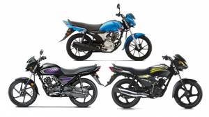 Spec comparo: Yamaha Saluto RX vs TVS Star City+ vs Honda Dream Neo