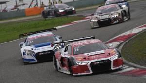 2016 Audi R8 LMS Cup: Aditya Patel seventh after Shanghai races