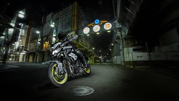2016 Yamaha MT-10 (5)