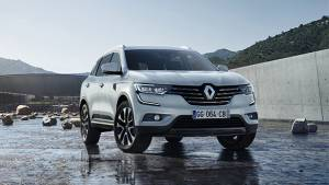 2016 Paris Motor Show: India-bound Renault Koleos makes European debut
