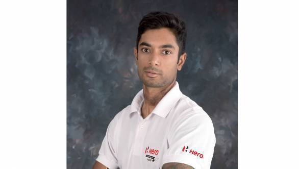 CS Santosh, the first Indian to compete in the Dakar Rally, will ride for the team