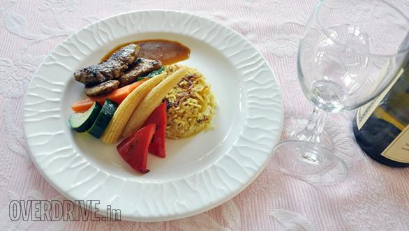 Dak Bungalow Murghi Roast