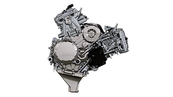 Ducati 959 Panigale engine