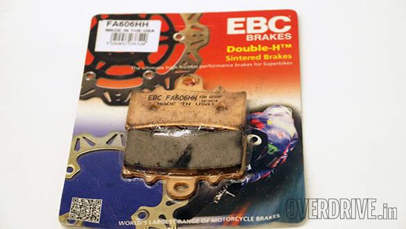 EBC HH brake pads (7)