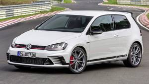 Volkswagen Golf GTI Clubsport S to be showcased at Worthersee