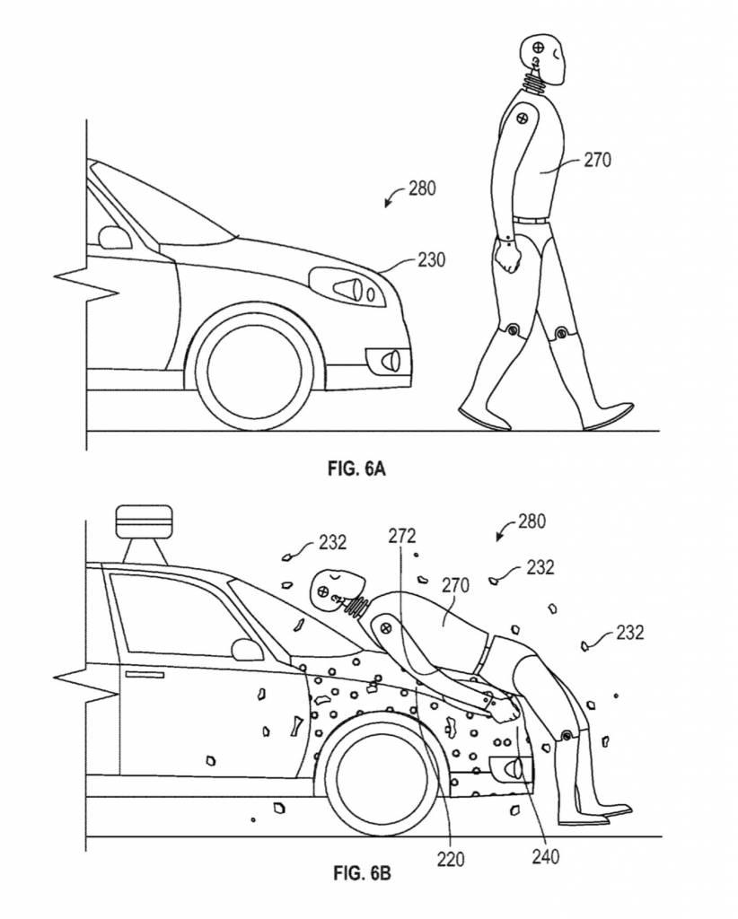 Google Sticky car full image