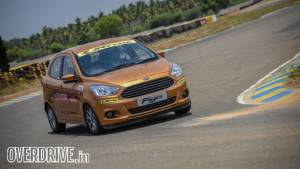 Affordable hot hatchback track test: Ford Figo