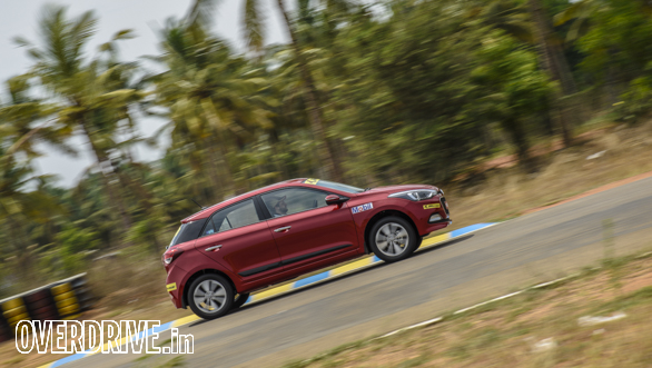Hot Hatch Track Test Coimbatore  (53)
