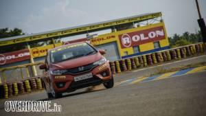Affordable hot hatchback track test: Honda Jazz