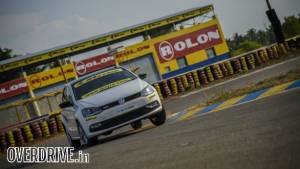 Affordable hot hatchback track test: Volkswagen Polo GT TSI