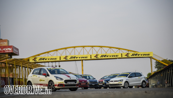 Hot Hatch Track Test Coimbatore Opening (17)