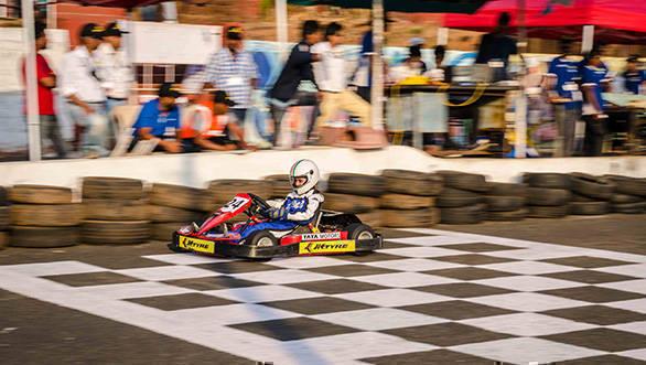 JK Tyre IndiKarting National Series_Round 2_Goa (4)