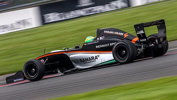 Jehan Daruvala Formula Renault