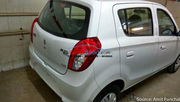 Maruti Suzuki Alto 800 facelift (3)