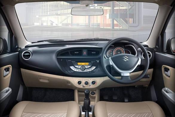 Maruti Suzuki Alto 800 facelift (6)