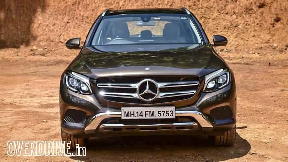 Mercedes Benz GLC (11)