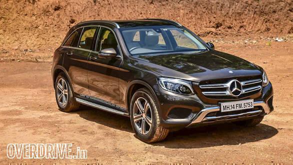 Mercedes Benz GLC (12)