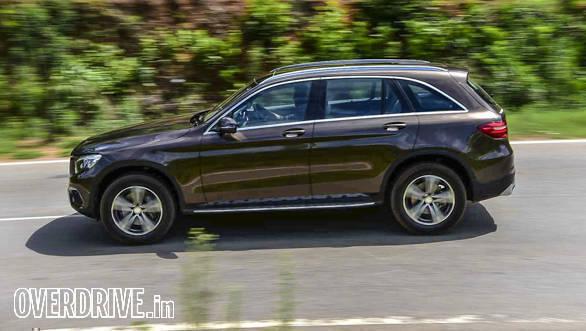 Mercedes Benz GLC (4)