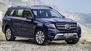 Mercedes-Benz GLS to arrive in India on May 18, 2016