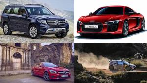 Events this week: GLS launch, Audi experience and WRC Portugal round