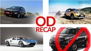ODRecap: Vitara Brezza waiting period extended, petrol Innova Crysta launching around Diwali, and more