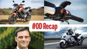 #ODRecap: BMW bikes' emergency support, Michael Steiner replacing Wolfgang Hatz at Porsche, and more