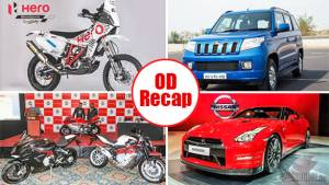 #ODRecap: 100PS Mahindra TUV300 launched, Nissan to acquire 34 per cent of Mitsubishi, and more