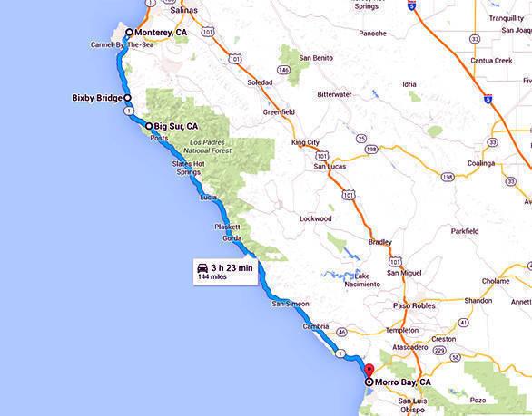 Pacific Highway 1