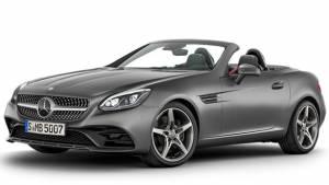 Image gallery: 2016 Mercedes-Benz SLC