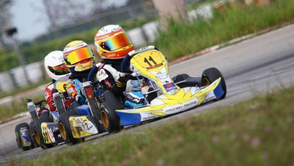 Shahan Ali Mohsin 2016 Asia Max Karting Championship Cropped 2