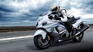 Suzuki's iconic last BSIV Hayabusa sold out
