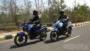 Comparison: TVS Victor 110 vs Honda Livo