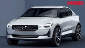 New-gen Volvo V40 to be all-electric, eyeing Tesla Model 3 and Chevy Bolt EV?