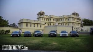 Image gallery: OVERDRIVE Volvo 5 Senses drive (Part 2)
