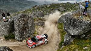 WRC 2016: Kris Meeke wins Rally Portugal